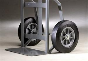"10"" VSP wheels mounted on hand-truck"